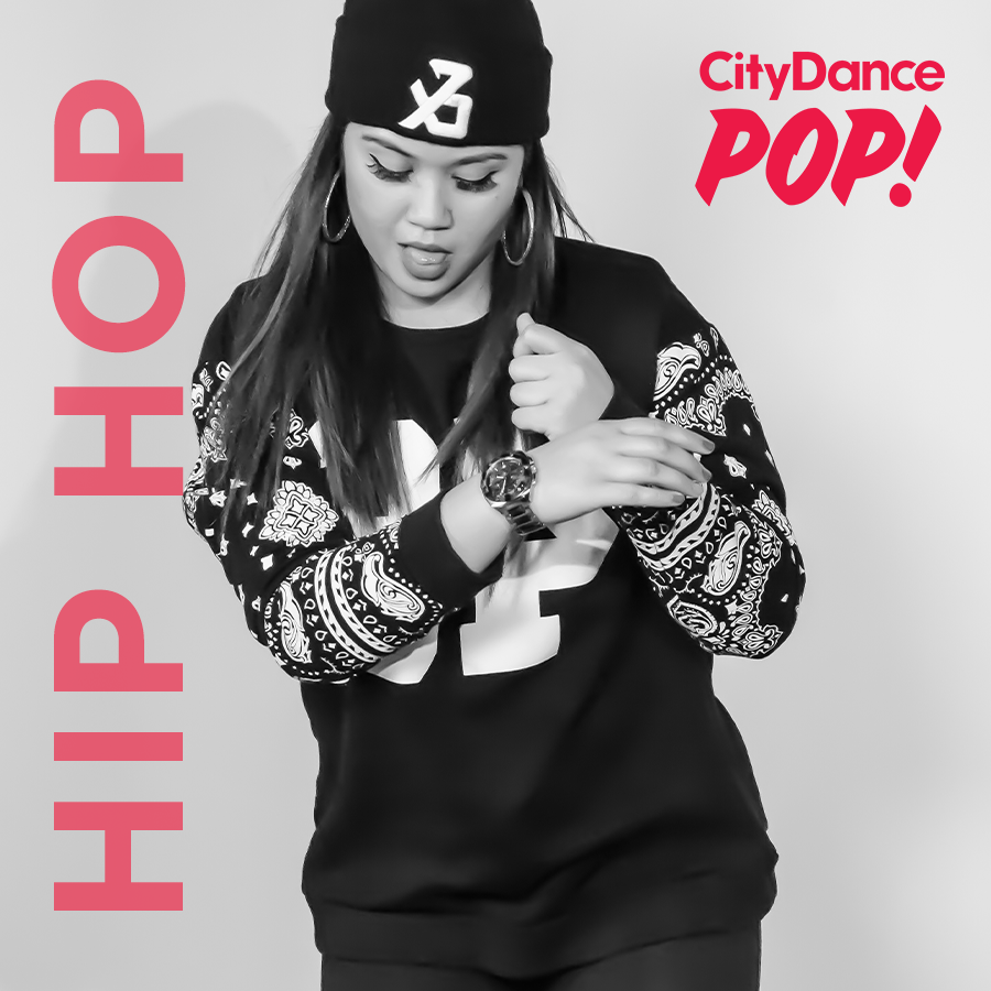 Virtual Adult Hip Hop 6 week session