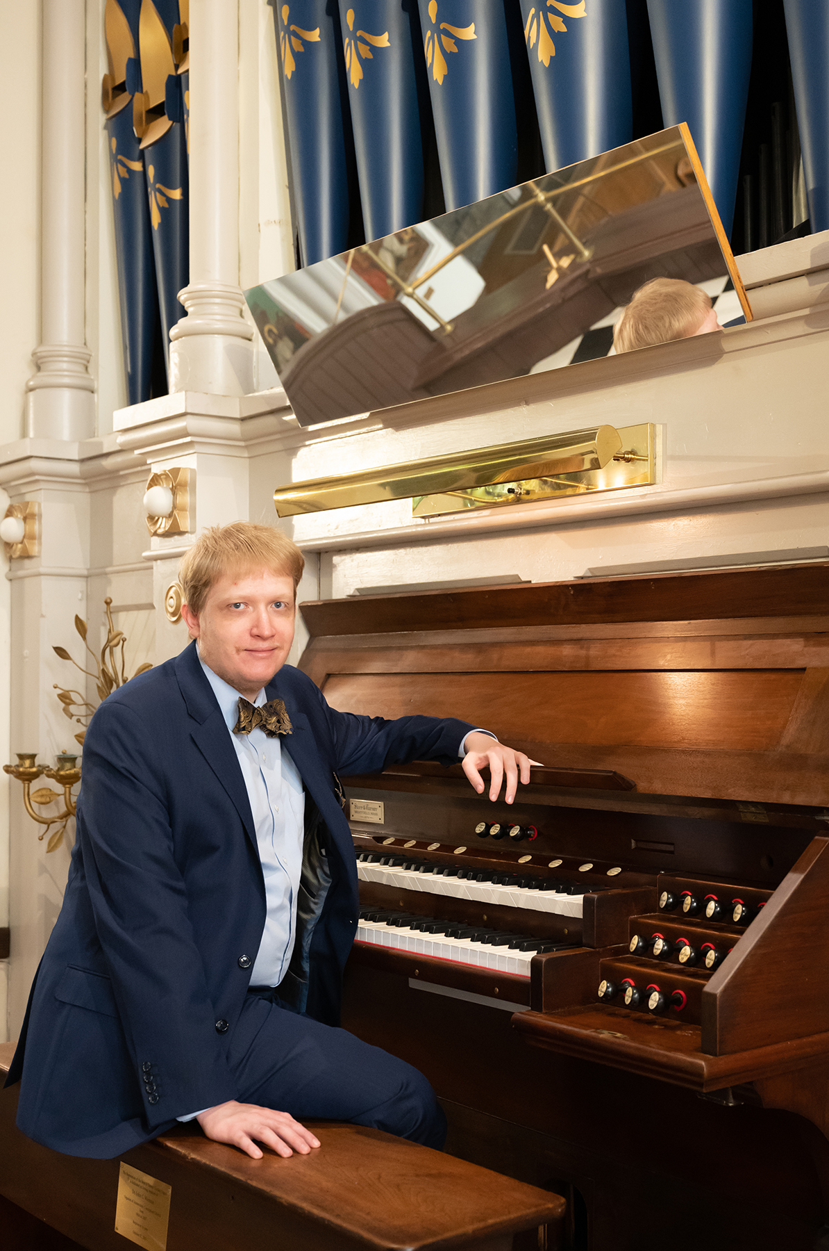 Live Organ Recital with Jay Parrotta, American Guild of Organists Fellow