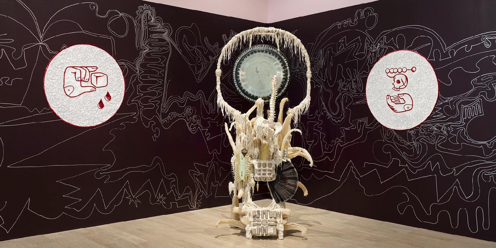Guadalupe Maravilla: AU Department of Art Visiting Artist Series