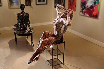 Sculpture & Mosaics